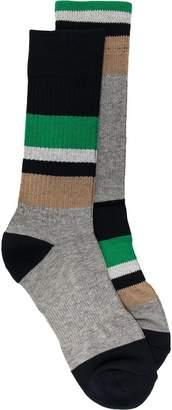 Sacai (サカイ) - Sacai ストライプ 靴下