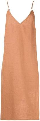 Matin v-neck slip-on dress