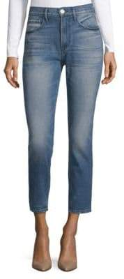 3x1 Straight-Fit Vedder Shelter Cropped Jeans