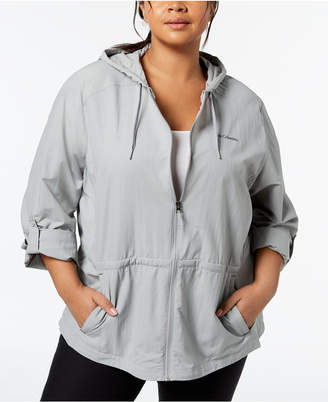 Columbia Plus Size Omni-Shade Upf 30 Sandy River Jacket