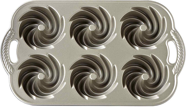 Nordicware Heritage Mini Bundt Cakes Pan