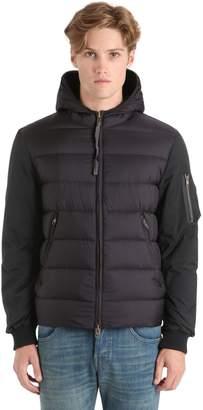 System Nylon Down Jacket