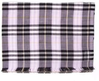 Burberry Check Vintage Cashmere Scarf
