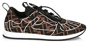 Fendi Women's Quilted Sneakers