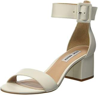 40ad2c9b953 Steve Madden Leather Sandals For Women - ShopStyle UK