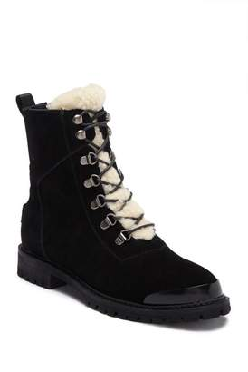 Australia Luxe Collective Trinity Genuine Sheepskin Lined Lace-Up Boot