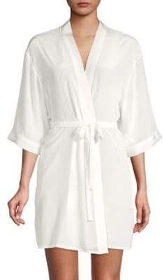 Mimi Holliday Belted Wrap Robe