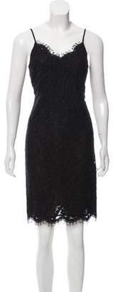 MICHAEL Michael Kors Lace Knee-Length Dress