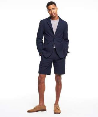 Todd Snyder Unconstructed Spectator Sportcoat In Navy Glen Plaid