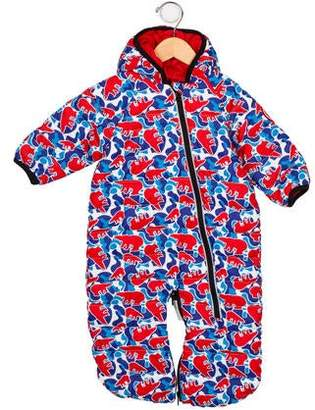 Canada Goose Boys' Hooded Printed Snowsuit w/ Tags