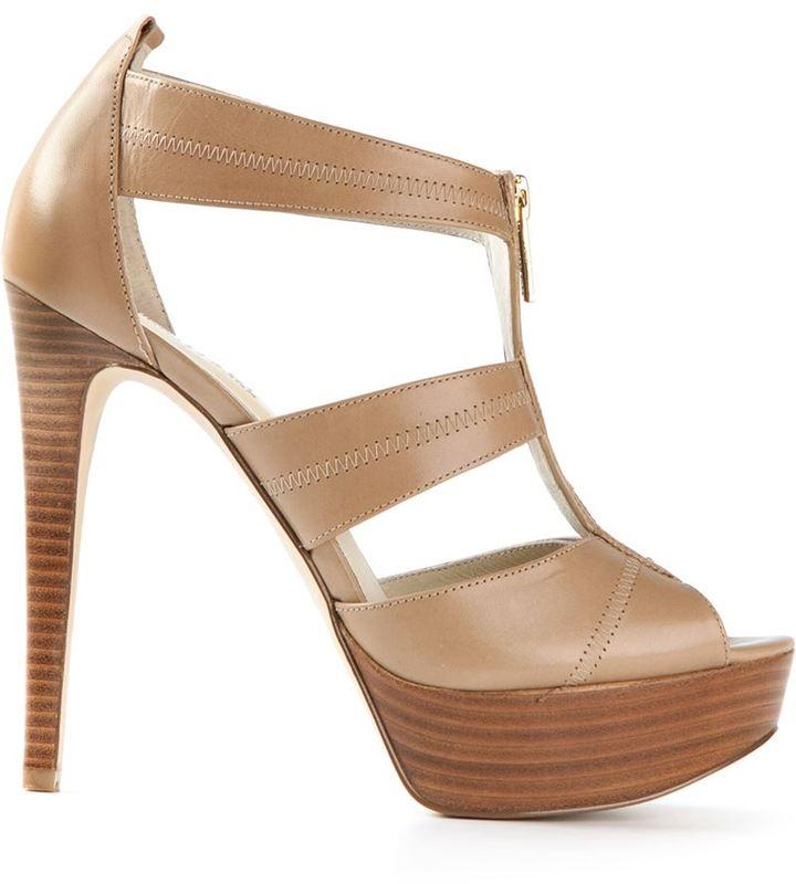 MICHAEL Michael Kors platform sandal