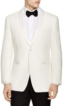 John Varvatos Luxe Slim Fit Shawl Collar Dinner Jacket $595 thestylecure.com