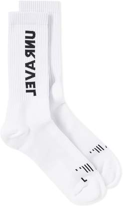 Unravel Project Unravel Sideway Midhigh Sock