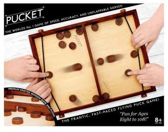 Buffalo Games Pucket® - The FranticFast-Paced Flying Puck Game $39.99 thestylecure.com