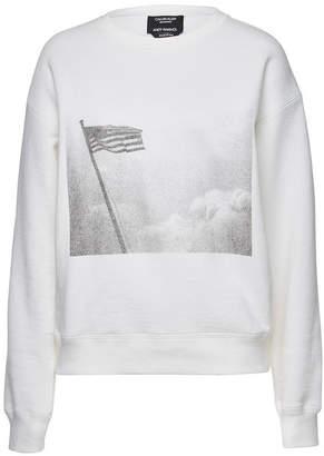 Calvin Klein X Andy Warhol Printed Cotton Sweatshirt