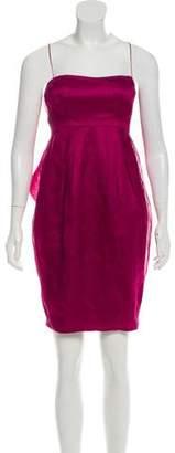 RED Valentino Sleeveless Cocktail Dress