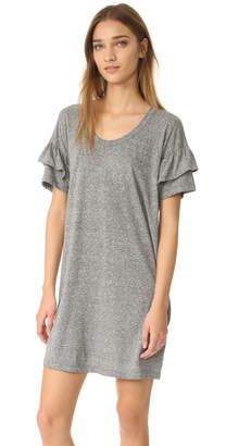 Current/Elliott Ruffle Roadie Dress $138 thestylecure.com