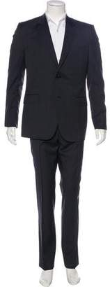 Gucci Wool Striped Two-Piece Suit