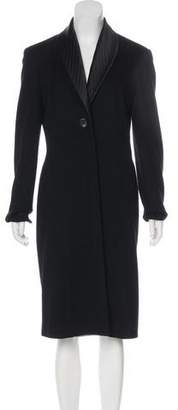 Jenni Kayne Shawl Lapel Long Coat
