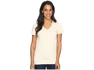 The North Face Short Sleeve Boyfriend Tri-Blend Tee Women's T Shirt