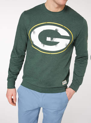 Tu clothing Green 'Green Bay Packers' Sweater