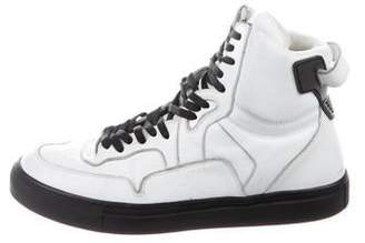 Rip-off's Type One Leather Sneakers