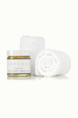 SOVERAL Angel Balm Deep Pore Cleanser And Regenerative Mask, 60ml - Colorless