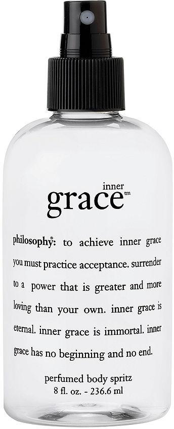 Philosophy perfumed body spritz 8 fl oz (240 ml)