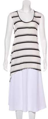 By Malene Birger Sleeveless Jersey Top