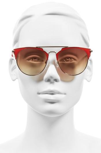 Women's Bp. Retro Sunglasses - Blue 4