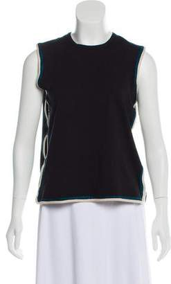 Opening Ceremony Sleeveless Jersey Knit Top