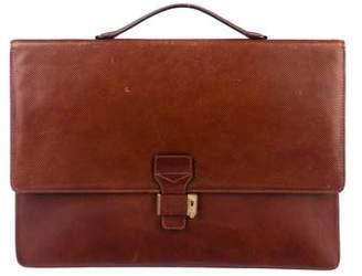 Bottega Veneta Vintage Marco Polo Briefcase