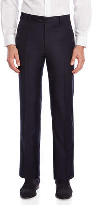 Zanella Navy Devon Dress Pants