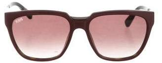Tod's Tinted Square Sunglasses