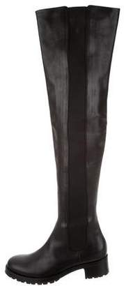 Alexa Wagner Leather Over-The-Knee Boots w/ Tags