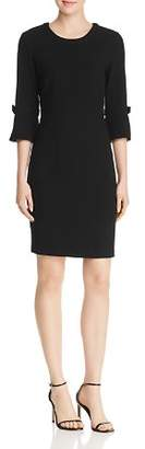 Karl Lagerfeld Paris Bow Sleeve Dress