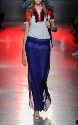 Prada Belted Skirt Size: 38