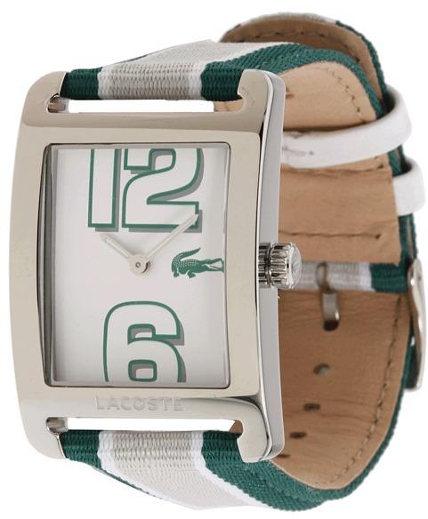 Lacoste 2000696 (Green Grosgrain/Grey) - Jewelry