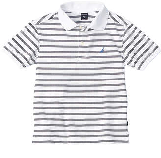Nautica Shore Stripe Polo