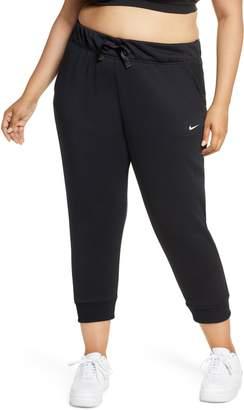 Nike Dri-FIT One Crop Fleece Pants