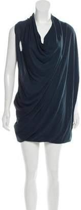 Lanvin Sleeveless Midi Dress Sleeveless Midi Dress