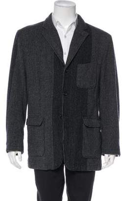 Engineered Garments Wool Herringbone Coat