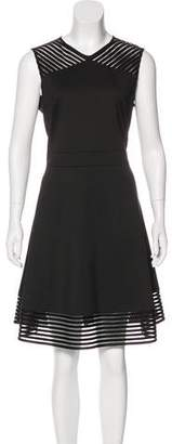 Ted Baker Sleeveless Knee-Length Dress w/ Tags