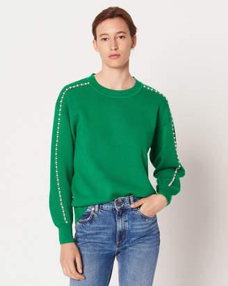 Sandro Eau Sweater