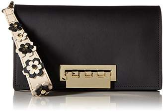 Zac Posen Earthette Clutch-coloblock w/Floral
