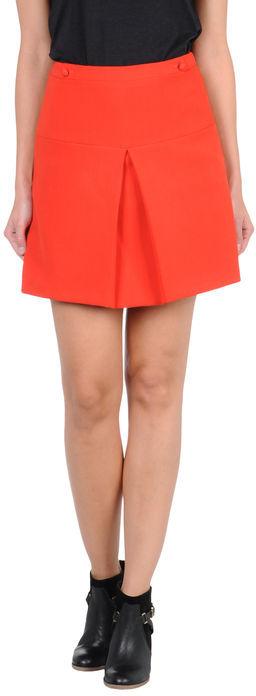 COMPTOIR DES COTONNIERS Mini skirt