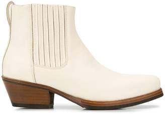 Our Legacy cuban heel ankle boots