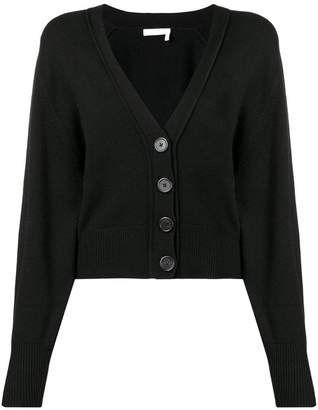 Chloé classic buttoned cardigan