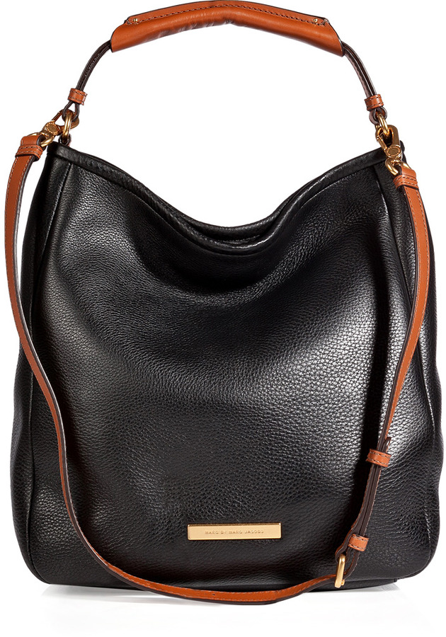 Marc by Marc Jacobs Leather Large Hobo