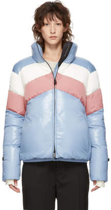 Moncler Blue Down Lamar Jacket